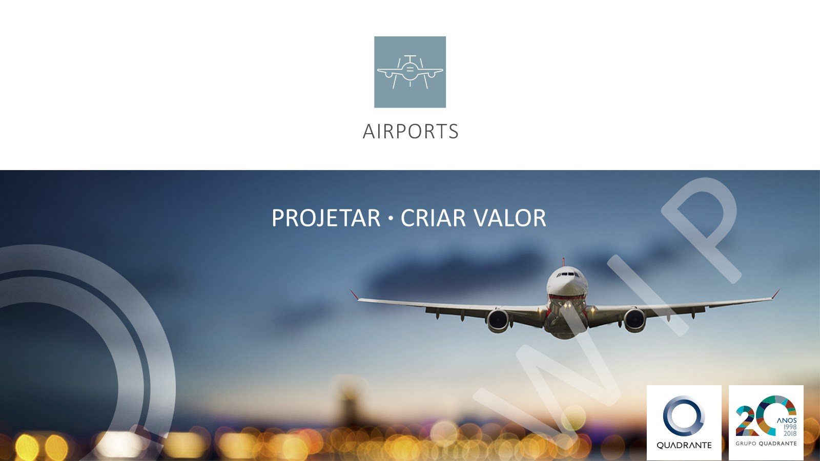 Folleto Airports