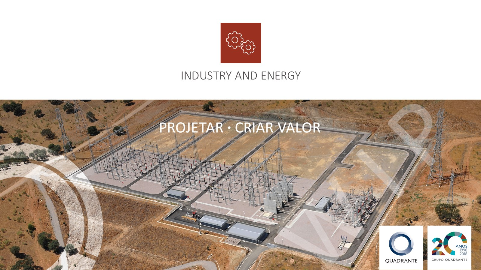 Folleto Industry And Energy