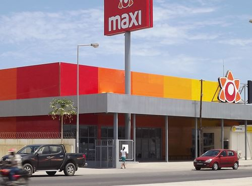 Maxi´s (Supermarket) Store Project